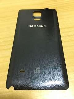 🚚 三星 Note4 Samsung 電池蓋 背蓋