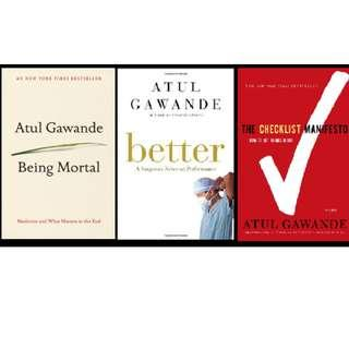 Nonfiction / non-fiction ebooks :  Atul Gawande's eBooks