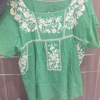 thailand blouse top