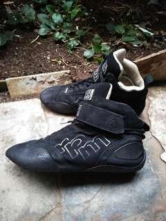Sepatu riding RPM Original size 45 kecil mulus