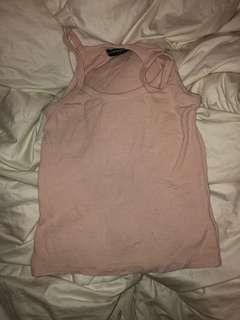 NEW Brandy Melville Pink Tank Top