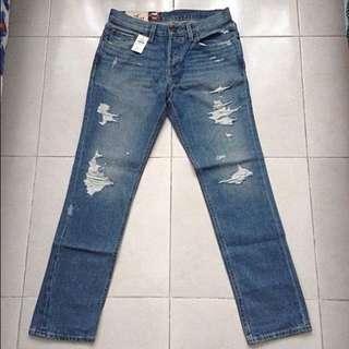 Hollister Distressed Pants