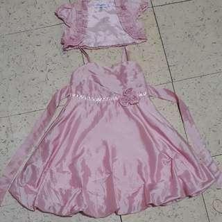 Donita Pink Dress