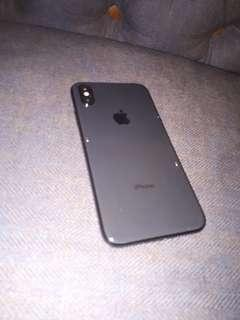 IPhone x 256G full set