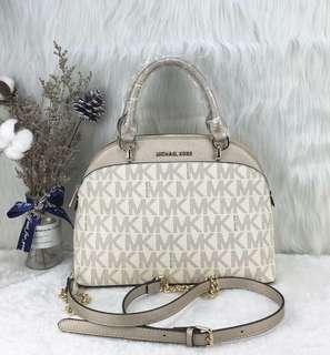 Michael kors handbag w/ sling