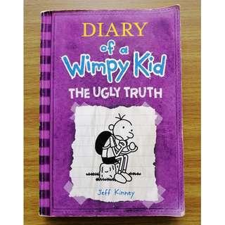 Diary of a Wimpy Kid, The Ugly Truth
