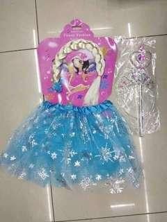 Frozen Anna & Elsa Costume Accessories