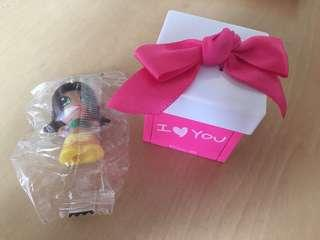 Gift'Ems Transforming Gift Boxes 小女孩玩具