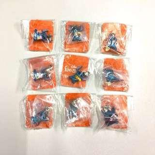 史迪仔 玩具 匙扣 舊扭蛋(Lino & Stitch Toy)