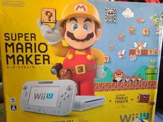 Wii U Japanese Semi cfw Region Free