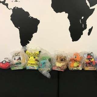 Pokemon-Changi Airport Plush