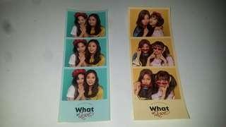 [WTS] TWICE What is Love Tzuyu x Nayeon, Jihyo x Sana