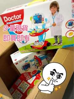 全新醫生玩具 little tikes doctor toy mcqueen disney