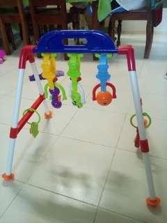 Play gym for baby