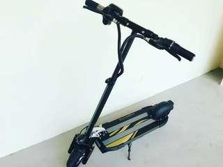 Electrowolf E-Scooter