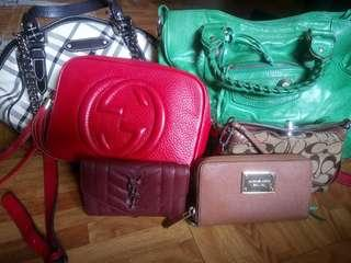 Bags and small leather goods on SALE