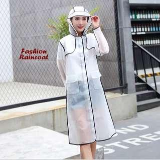 Jas Hujan Fashion Wanita