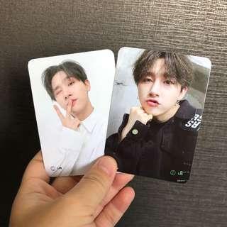 (WTT/WTB) Monsta X The Connect: Dejavu IM/Changkyun photocards