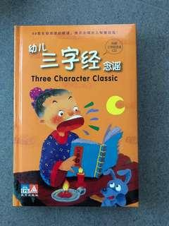 Three character classic - with CD