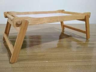 Wooden Portable Bed Table (1)