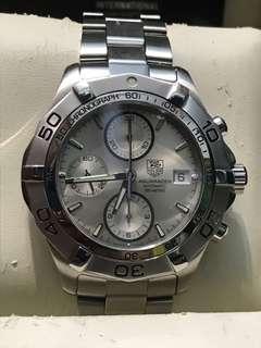 Tag Heuer Aquaracer Chronograph 300m watch