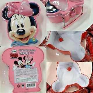 Disney Minnie Mouse Lunchbox Cashbox