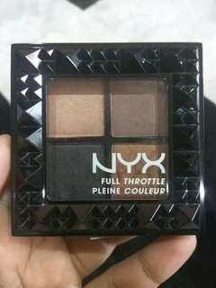 NYX Full Throttle Eyeshadow Palette #EVERYTHING18