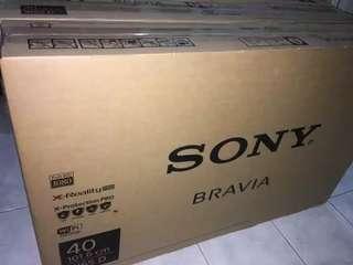 TV SONY BRAVIA 40 INCI