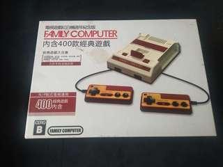 Family Computer 400 Games