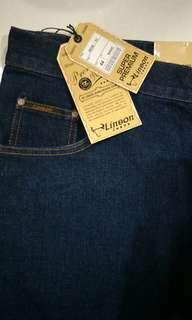 Obral jeans bhn tebal
