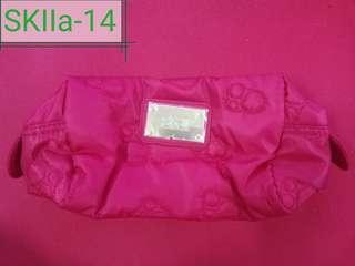 SKIIa-14: SK II Red Pouch (width-> 12cm, length ->25cm)