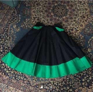 🦇 Hell has bunny bat 50's skirt 🦇