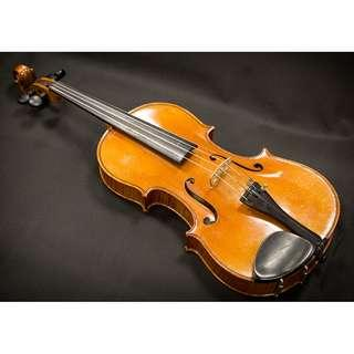 [RARE] 1924 J, -F Alcide Druoin violin. Rapturous, lush notes, clear crisp highs, rich, mellow lows.
