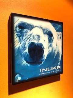 🚚 Inuka : Pop Art Poster Frame