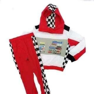 Cars Shirt & Pants Costume