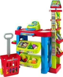 Supermarket Playset
