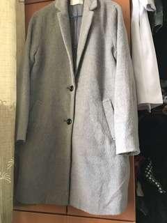 購自日本灰色外套