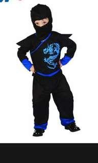 Ninja Costume for kids(small)