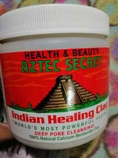 AZTEC INDIAN HEALING CLAY *WORLD'S MOST POWERFUL FACIAL*