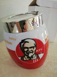 KFC Novelty Spice Jar