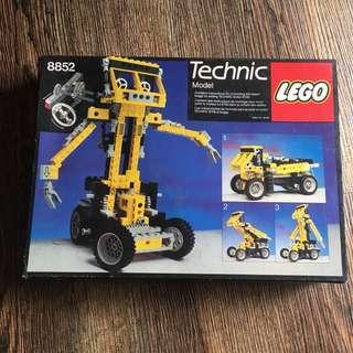 Lego Technic Model Robot 8852