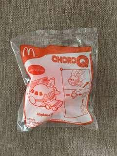 MCD McDonald's Happy Meal Toy - Tomy Choro Q Airplane Q
