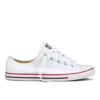 Chuck Taylor All Star Dainty Low Top White