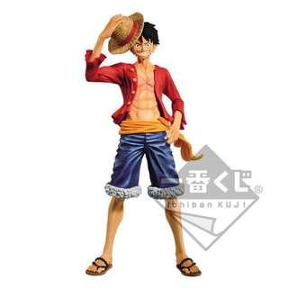 Ichiban Kuji: One Piece Best Collection Prize A - E