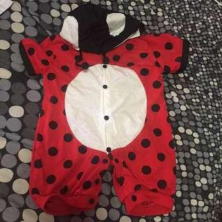 Lady Bird Baby Costume