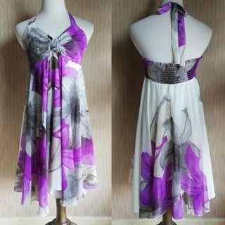 🆕(BNWT) V-neck Flowy Floral Dress