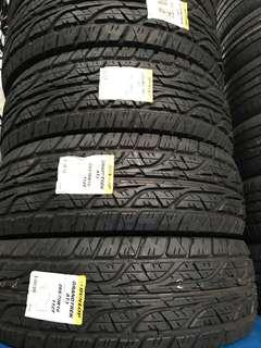 265/70R16 AT (4x4)Tyres