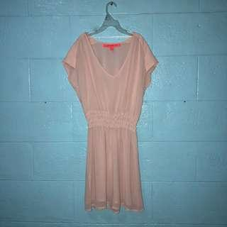 Love MNG Blush Dress