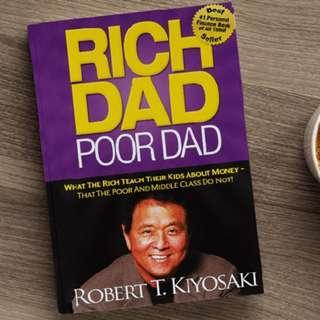 (PREORDER) Rich Dad Poor Dad