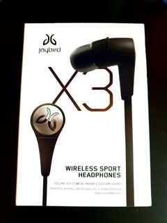 Jaybird X3 Brand New